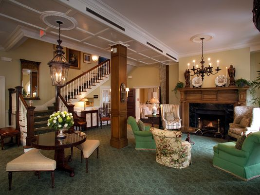 The Bernards Inn is a historic Central Jersey hotel.