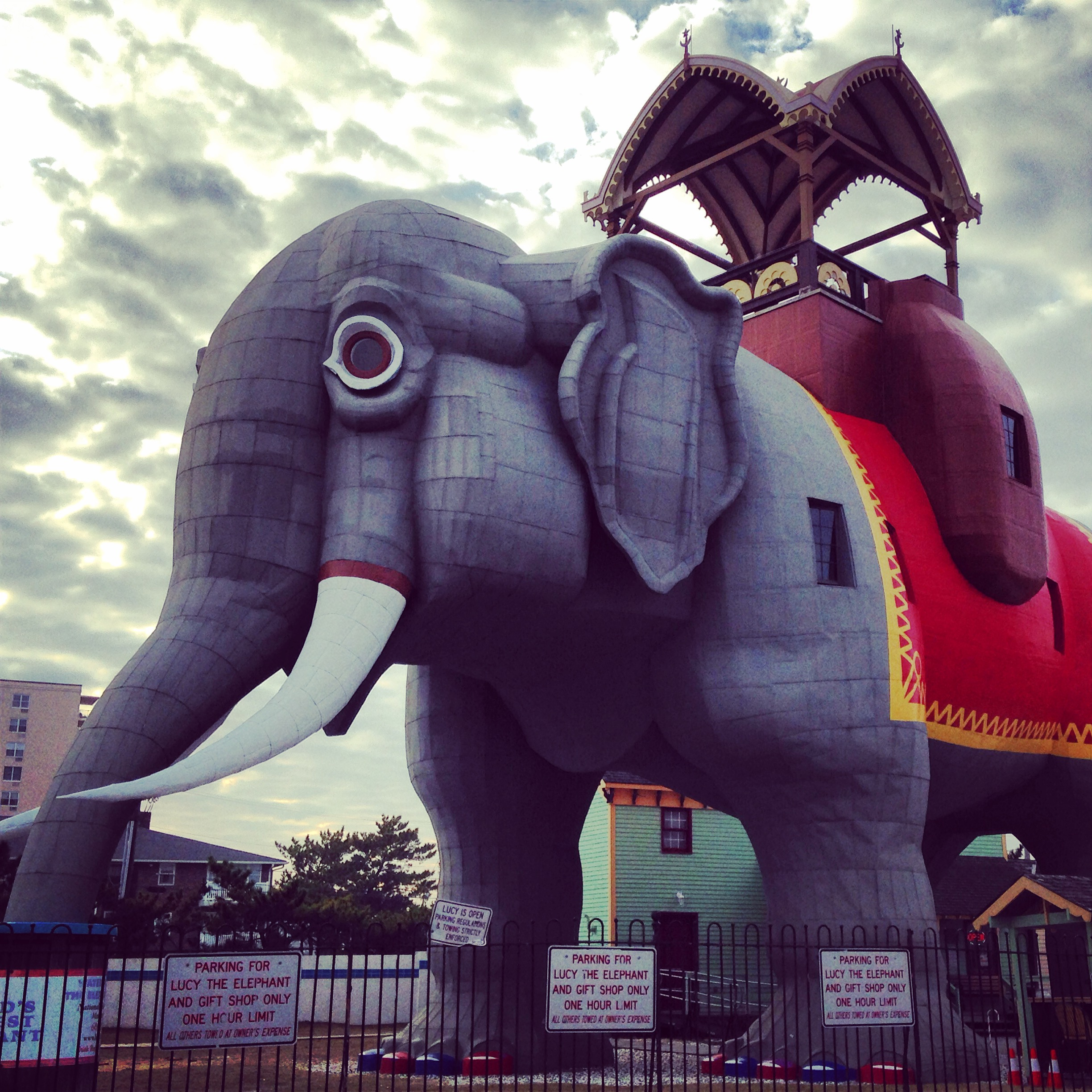 a1f39e250ae5b Lucy the Elephant – Life Aboard the Traveling Circus