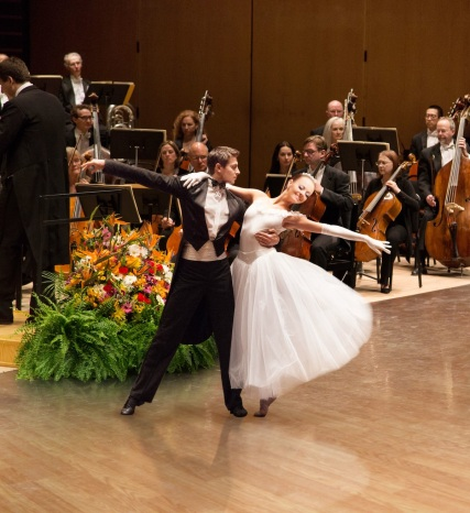 """The 2-hour, 20-minute blend of holiday music in the """"Salute to Vienna"""" includes well-known Strauss waltzes, polkas and famous operetta excerpts."""