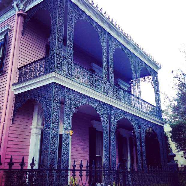 Sandra Bullock, Nicholas Cage and Anne Rice are just a few celebrities who have called the Garden District home. (Photography Jenna Intersimone)