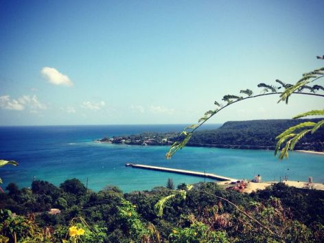 Ocho Rios and other northern coastal destinations are popular for Jamaican tourists. (Photography Jenna Intersimone)
