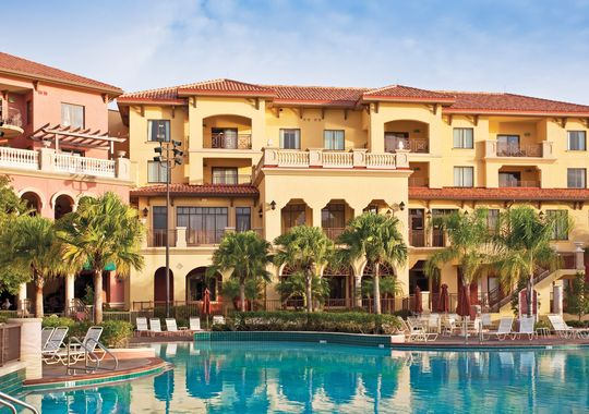 The Wyndham Bonnet Creek resort in Orlando, Florida. (Photo: Courtesy of Wyndham/RCI)