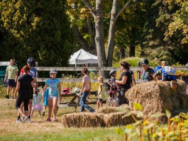 For the first time this year, Hunterdon County is coming to coming to Tour de Farm New Jersey, a collection of three biking tours across Sussex, Warren and now Hunterdon counties that brings bikers to local farms along the ride. (Photo: Courtesy of Tour de Farm NJ)