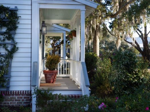 Bluffton, South Carolina, right on the banks of the May River, is filled with pre-Civil War homes, ancestral churches, locally owned restaurants and one resort community that has been rolling in praise while remaining peaceful. (Photo: Courtesy of the Inn at Palmetto Bluff, a Montage Resort)