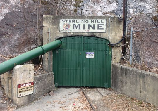 About 45,000 people visit the Sterling Hill Mining Museum every year. (Photo: ~Courtesy of the Sterling Hill Mining Museum)