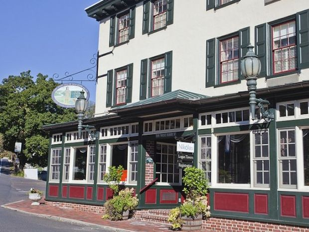 Established in 1727 as an inn, The Logan Inn is one of the borough's historic lodgings, which features 16 individually decorated rooms that combine colonial spirits and modern luxuries. ~Courtesy of phillymag.com
