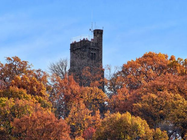 Bowman's Hill Tower at the Park provides a 14-mile view of the Bucks County and Hunterdon County Valley along the Delaware River. ~Courtesy of Washington Crossing Historic Park Fullscreen By meeting at Main and Ferry Streets in New Hope atEstablished in 1727 as an inn, The Logan Inn is one Located on West Ferry Street, the Inn has views of Bowman's Hill Tower at the Park provides a 14-mile Those with an outdoorsy spirit can wander the Delaware For $10, thirsty travelers can taste five wines from With a mix of wines ranging from light, fruity whites If you're strolling through downtown New Hope, stop The brewing company, which also has a location in Princeton, Love Saves the Day is a vintage shop that holds collections Farley's Bookshop offers a diverse collection of books Last SlideNext Slide