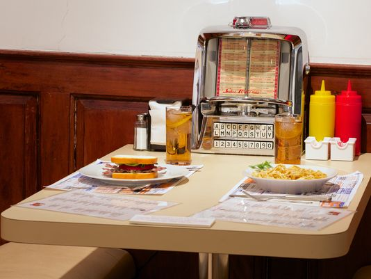 "With the Cornelius Low House Museum in Piscataway's free exhibit ""Icons of American Culture: History of New Jersey Diners,"" which runs until June 26, we can see the bigger picture behind these classic food attractions. (Photo: ~Courtesy of ShoreGrafx)"