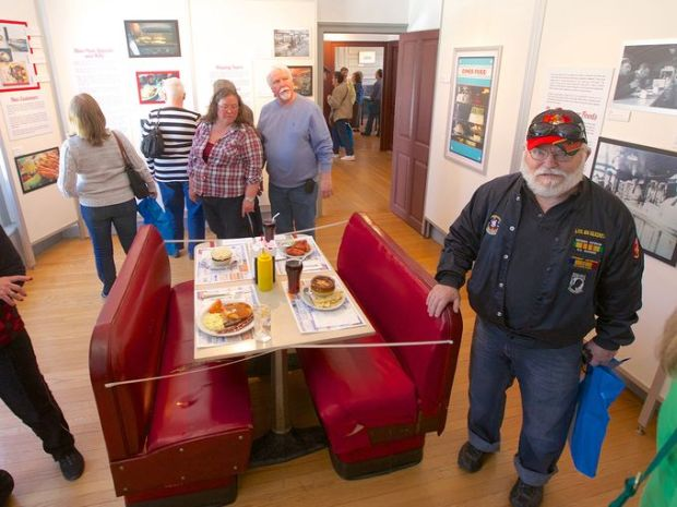 About 4000 people – schoolchildren, diner owners and those that have special connections to diners included - have visited the exhibit so far. ~Courtesy of Middlesex County Office of Communication