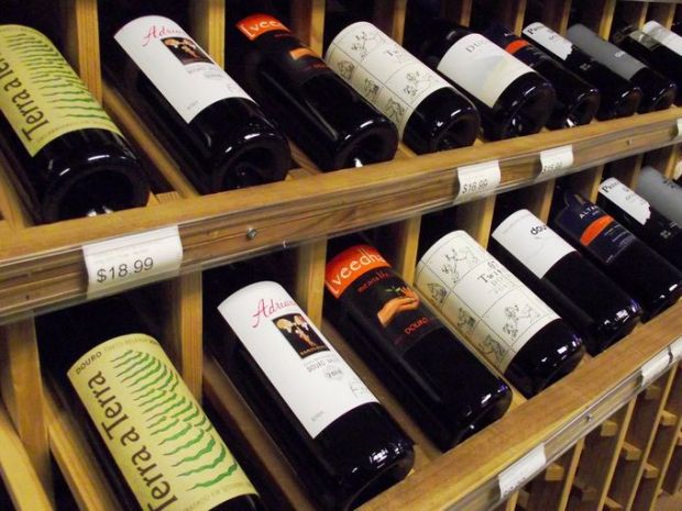 Fine Portuguese wines can be purchased at Lisbon Liquors. ~Courtesy of Vince Baglivo