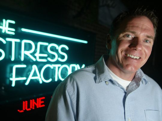 The Stress Factory has been bringing in top comedians for 20 years. (Photo: ~File photo)