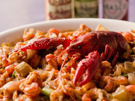 Old Bay Restaurant serves Cajun-Creole fare. (Photo: ~File photo)