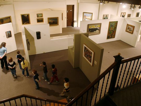 The Zimmerli Art Museum is always free. (Photo: ~File photo)