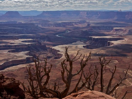 Canyonlands National Park. (Photo: ~Courtesy of Mike Coronella)