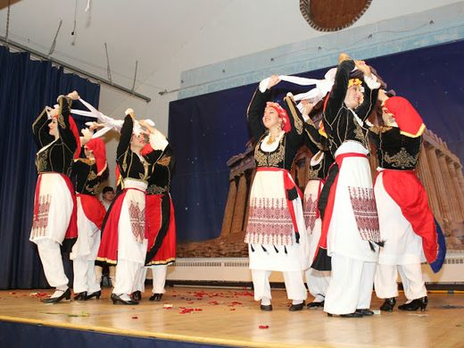 St. George Greek Orthodox Church will be holding their annual Greek festival this weekend. ~Courtesy of St. George Piscataway