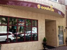 Seoulville came to Somerville in January 2015. Jenna Intersimone/Staff Photo