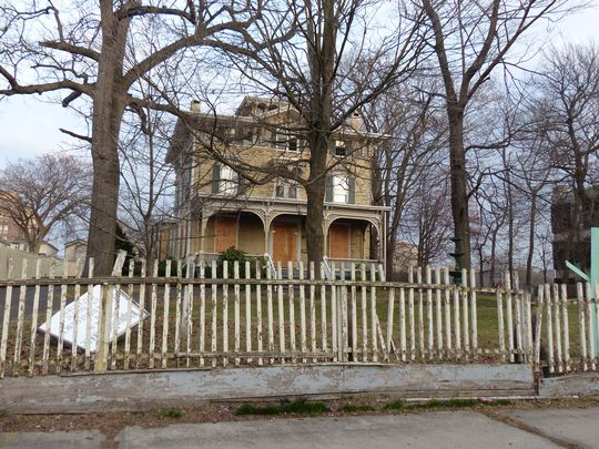 The Whyman House as it appears today. (Photo: ~Courtesy of Leo Osorio)