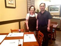 Helen and Kenny Kim, Seoulville owners. Jenna Intersimone/Staff Photo