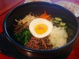 Korean dishes. Jenna Intersimone/Staff Photo