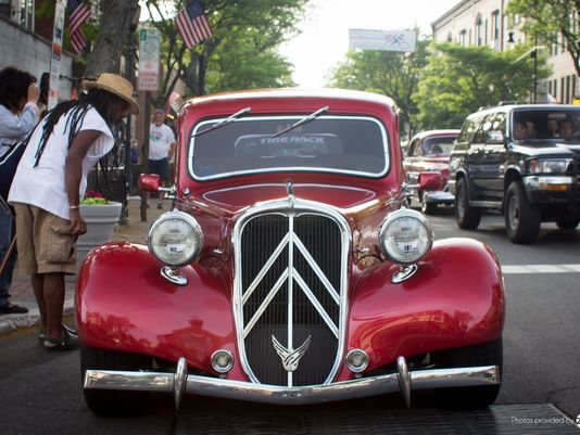 Cruise Nights bring in 150 classic cars per week. (Photo: ~Courtesy of Downtown Somerville Alliance)