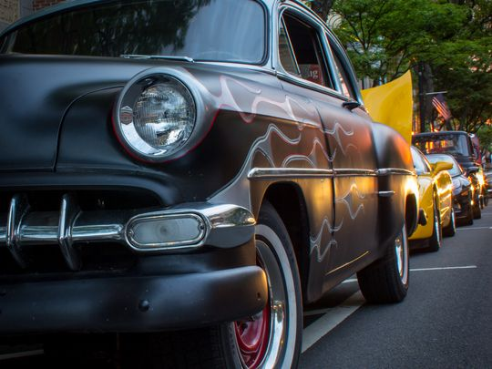 Cruise Nights have been held in Somerville for 27 years. (Photo: ~Courtesy of Downtown Somerville Alliance)