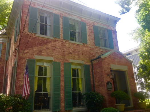 A historic home in Wilmington. Photo by Jenna Intersimone