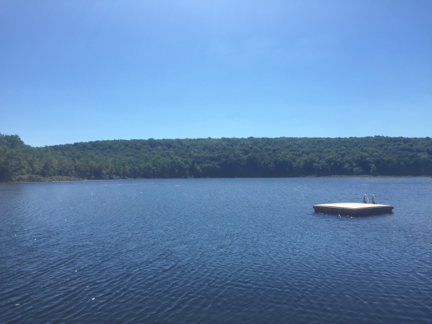 Cobb's Lake. (Photo by Jenna Intersimone)