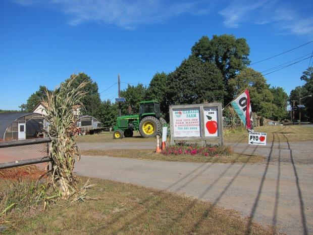 Giamarese Farm is 75-years-old.  ~Courtesy of Giamarese Farm