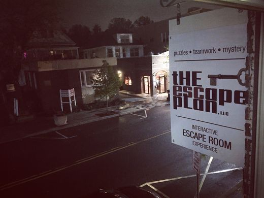 The Escape Plan recently opened in Highland Park.  ~Courtesy of the Escape Plan