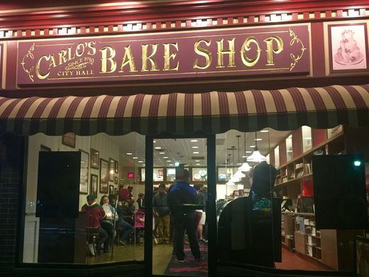 Carlo's Bakery is known for the TV show 'Cake Boss.'  Jenna Intersimone/Staff Photo