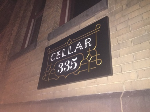 Cellar 335 is an Asian fusion restaurant. (Photo by Jenna Intersimone)