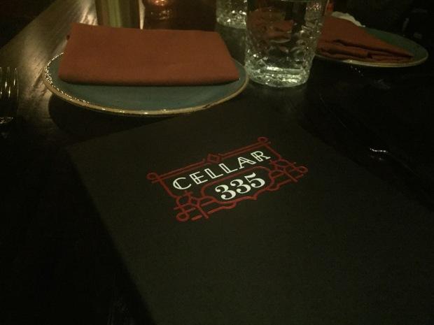 Cellar 335 serves Tiki-style cocktails. (Photo by Jenna Intersimone)