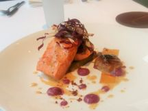 The ocean trout being served on Ninety Acres' holiday menu. ~Courtesy of Ninety Acres