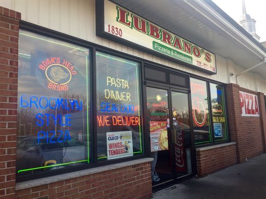 For the past 10 years, Lubrano's Pizzeria and Restaurant at 1830 Easton Ave. in the Somerset section of Franklin has gotten used to being Central Jerseyans go-to for fresh, homemade pizzas. (Photo by Jenna Intersimone)