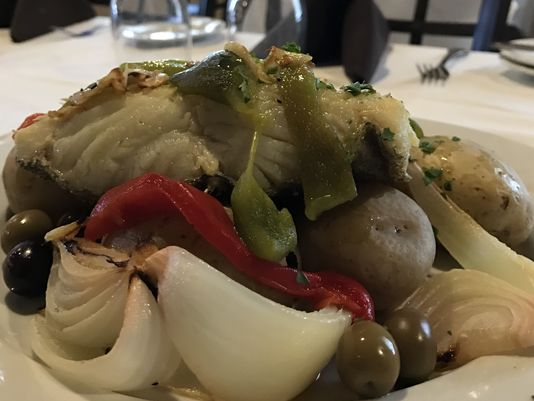Bacalhau, or Portuguese salt cod. (Photo: ~Courtesy of Portuguese Fisherman)
