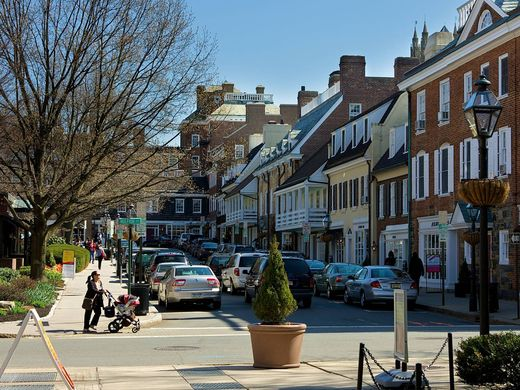 To pick up anything from used books to Princeton University garb to fudge in a quiet, clean and friendly atmosphere, take a stroll through Princeton's downtown area.  ~File photo